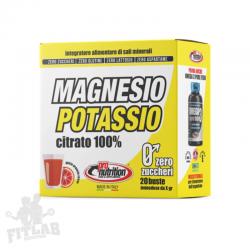 Magnesio - Potassio